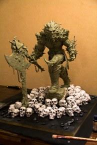 Barbarian build