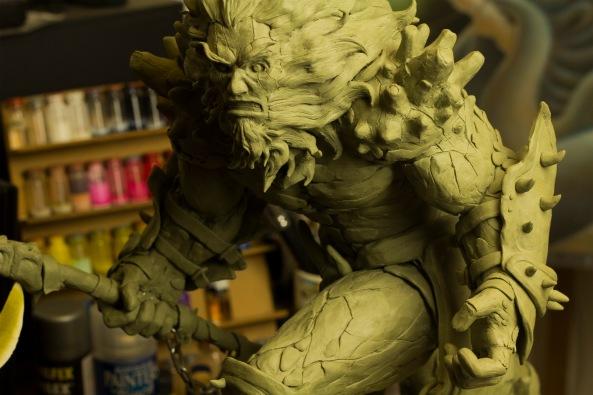 Diablo 3 sculpture